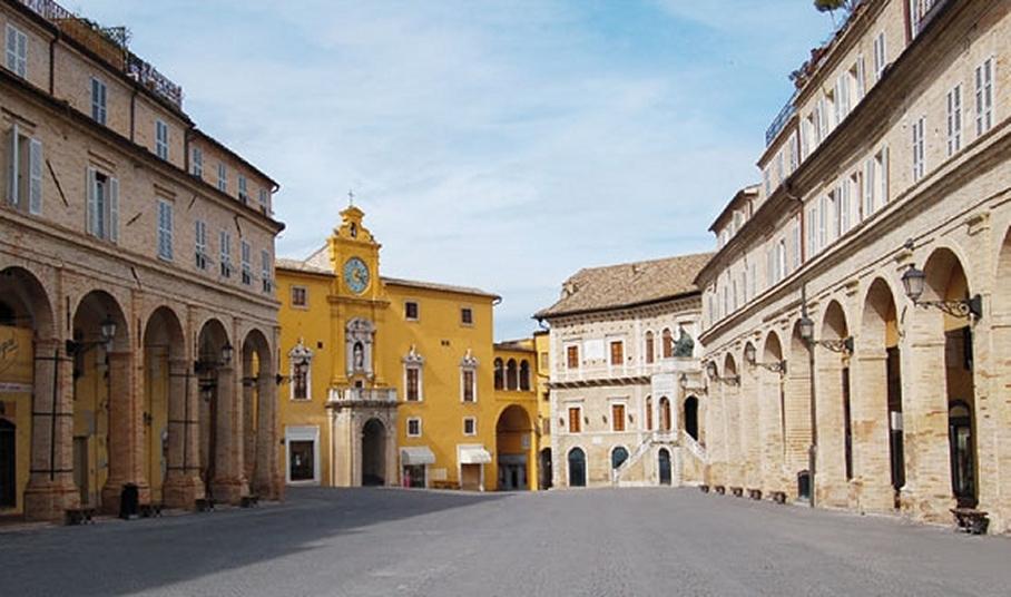 Fermo - Marche -Piazza